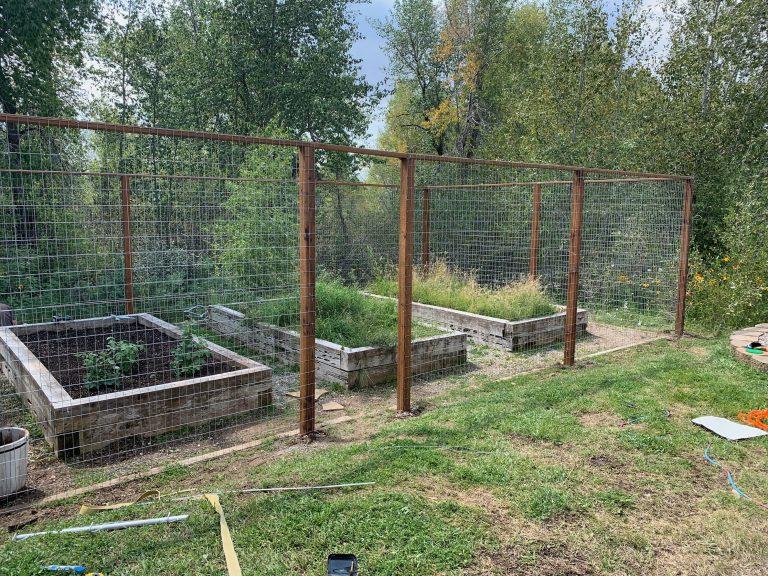Deer Garden Fence